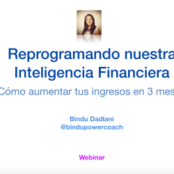 Re-programando nuestra inteligencia financiera