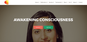 eCommerce store new website design