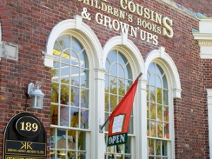 Eight Cousins Children's Books, Falmouth, Cape Cod
