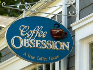 Coffee Obsession, Falmouth and Woods Hole, Cape Cod