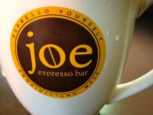 Joe's Coffee, Provincetown, Cape Cod