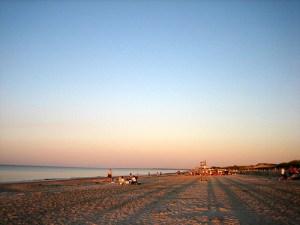 Sandy Neck Beach and Salt Marsh, West Barnstable, Cape Cod