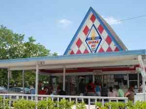 Shake Pit, Bradenton Florida
