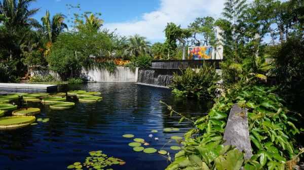 Naples Botanical Garden, Florida