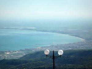 Gargano coast, Puglia