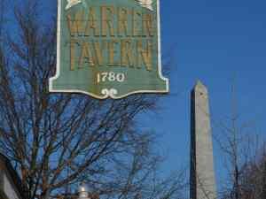 Warrent Tavern, Charlestown, Boston