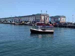 Fish Pier, Seaport District, Boston