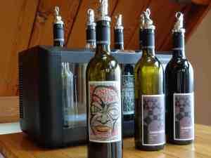 Blenheim Vineyards Bottles