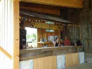 Barrel Oak Vineyards Sangria Bar