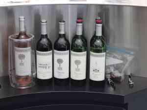 Boxwood Estate Winery Bottles