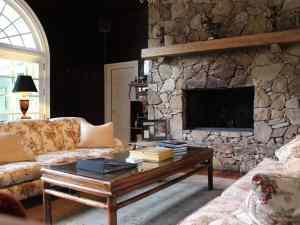 Goodstone Inn Fireplace