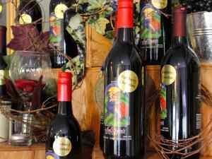 AmRhein Vineyards Bottles