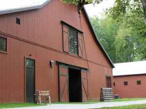 Bold Rock Cider building
