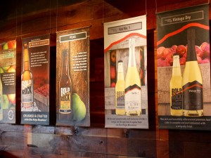 Bold Rock Cider posters
