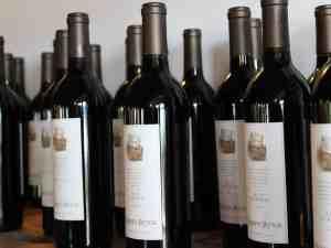 Barren Ridge Vineyards Bottles