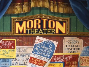 Morton Theater Curtain