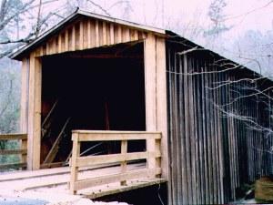 Elder Mill Covered Bridge