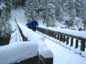 XC Glacier National Park