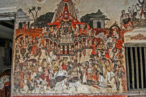 Odisha arts and crafts Raghurajpur