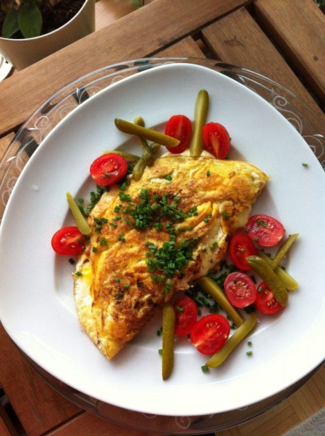 Schinken_Käse_Omelett