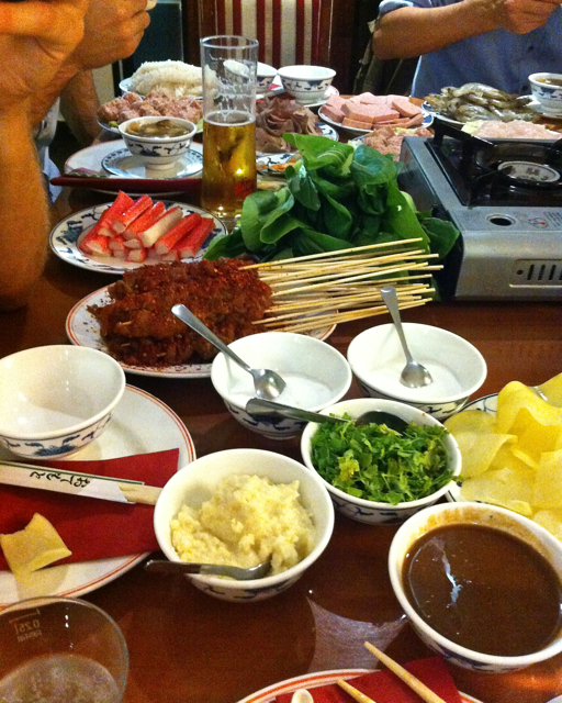 Hot Pot Ostwind
