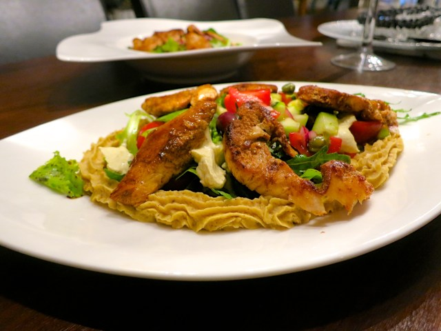 Orientalisches Huhn mit Ras el Hanout