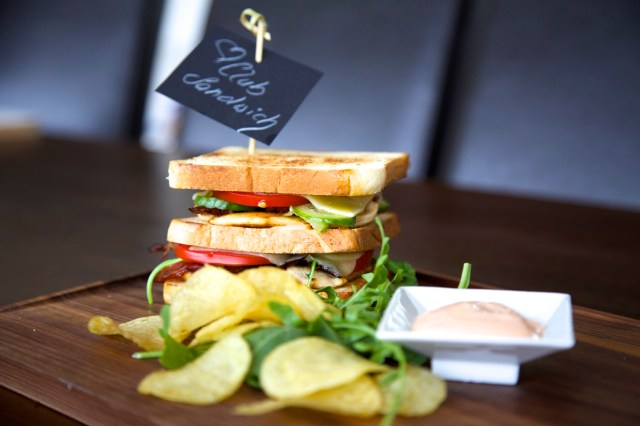 Club Sandwich – 25