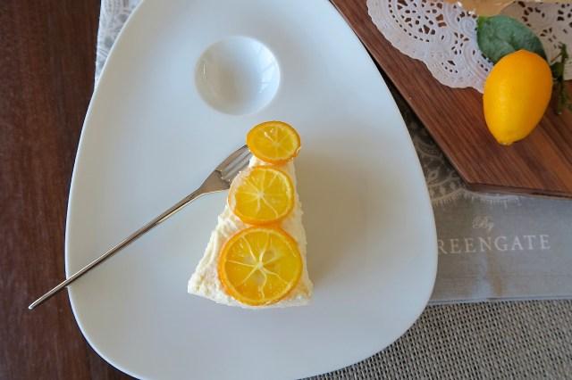 Topfentorte mit Orangen – 29