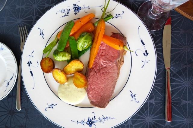 Roastbeef mit Gemüse – 39