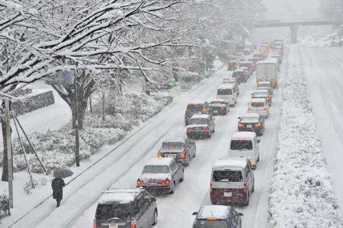 東京23區でまた雪?2月18日の夜までに3センチ!南岸低気圧の ...