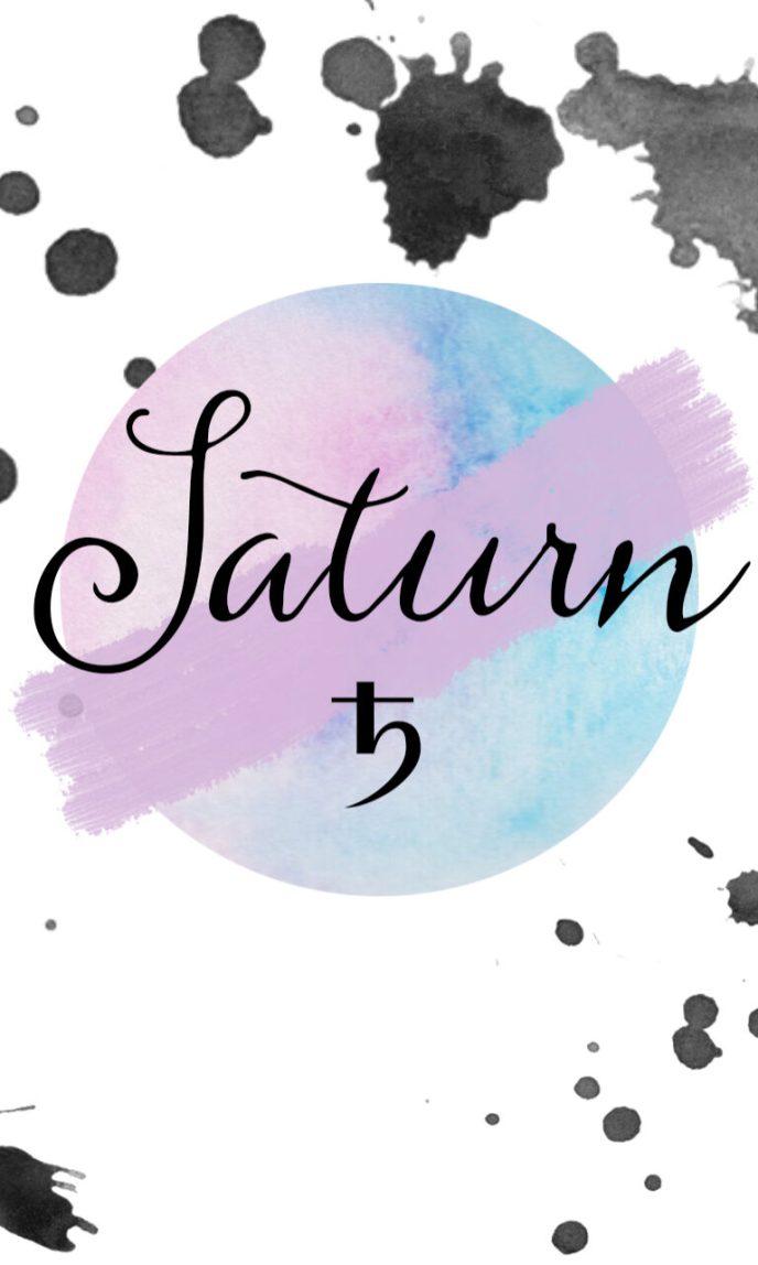 saturn tarot-size