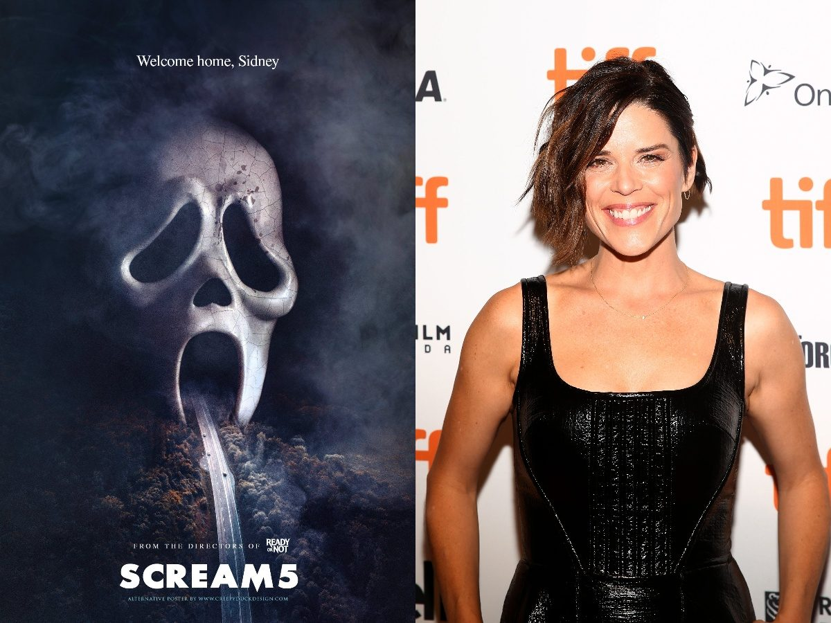 Don't do what bardouv says! Scream 5 Announced, Neve Campbell Returning! Here Is The ...