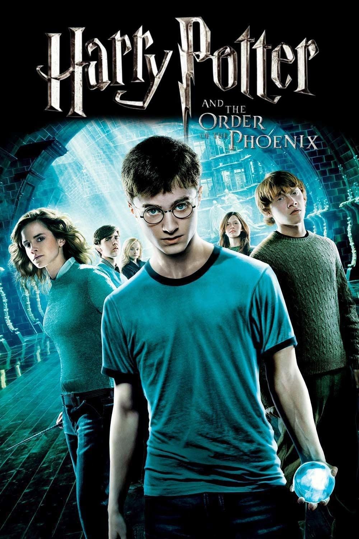 Harry Potter 5 Streaming Hd : harry, potter, streaming, Harry, Potter, Order, Phoenix, Movie, Streaming, Online, Watch, Amazon,, Google, Play,