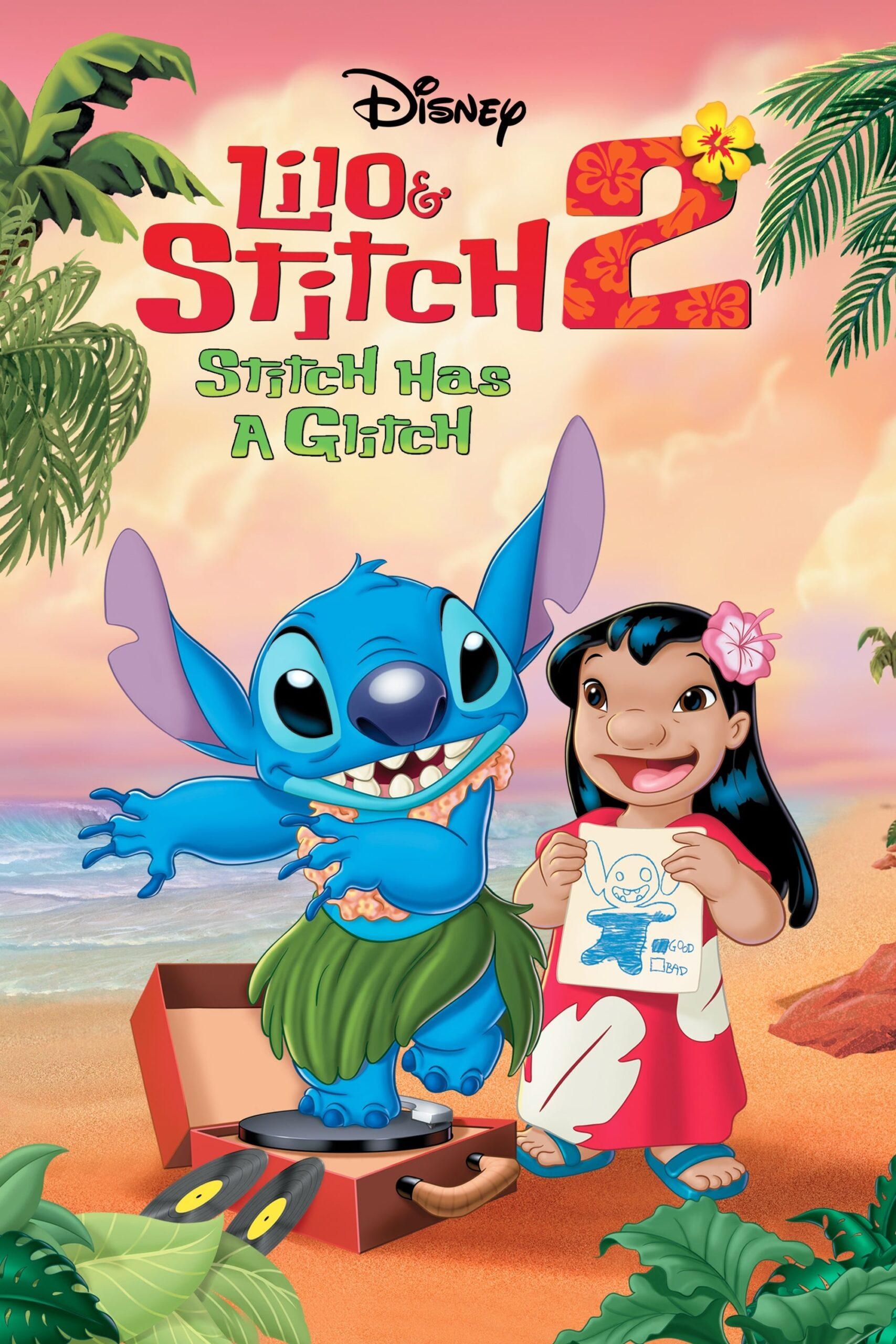 Streaming Lilo Et Stitch : streaming, stitch, Stitch, Glitch, Movie, Streaming, Online, Watch, Disney, Hotstar,