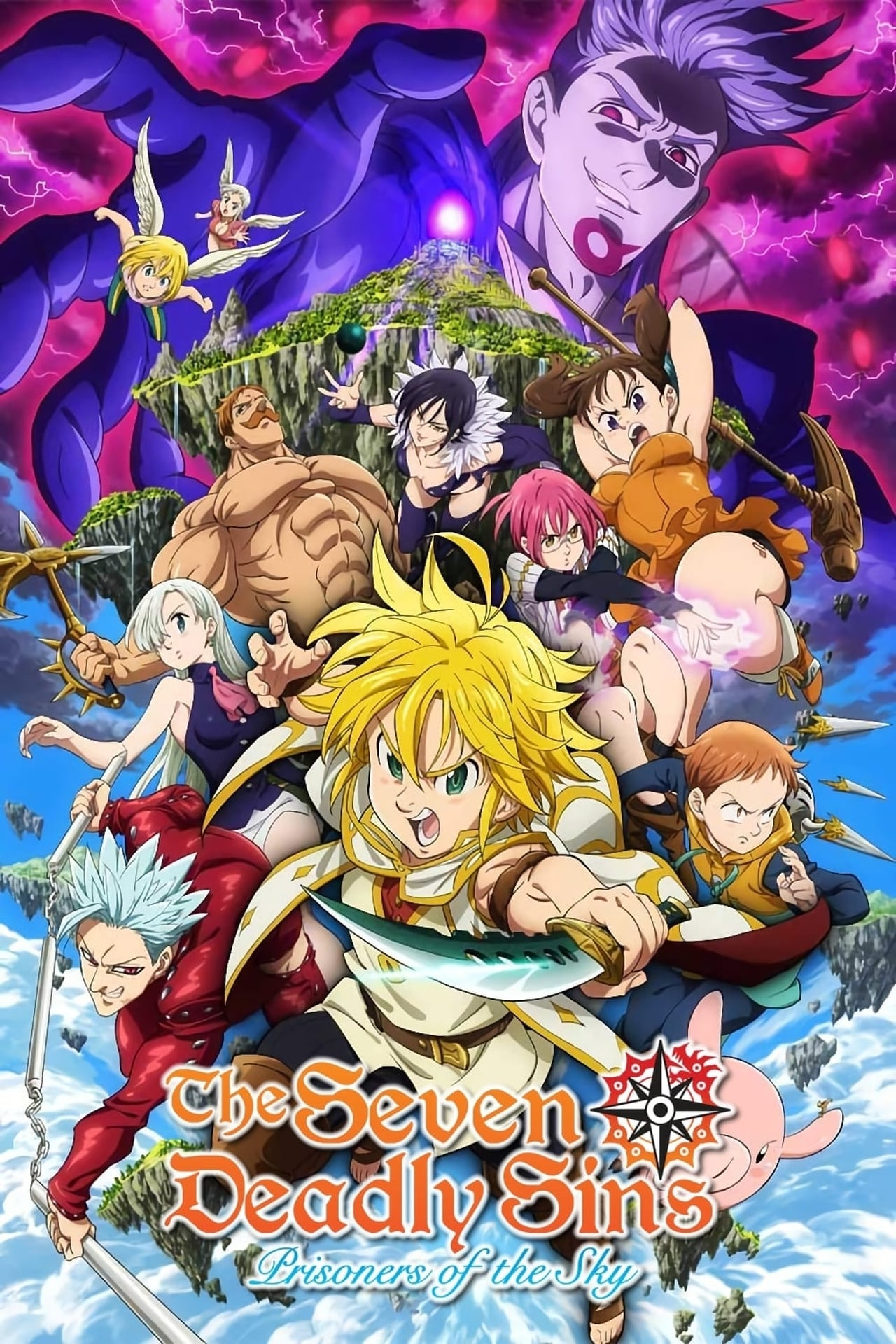Seven Deadly Sins Episodes - Seven Deadly Sins Episodes