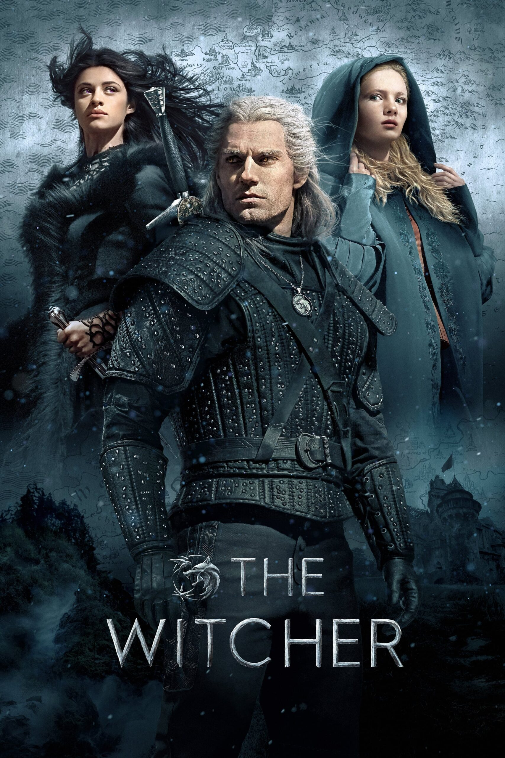 The Witcher Streaming Serie : witcher, streaming, serie, Witcher, Series, Streaming, Online, Watch, Netflix