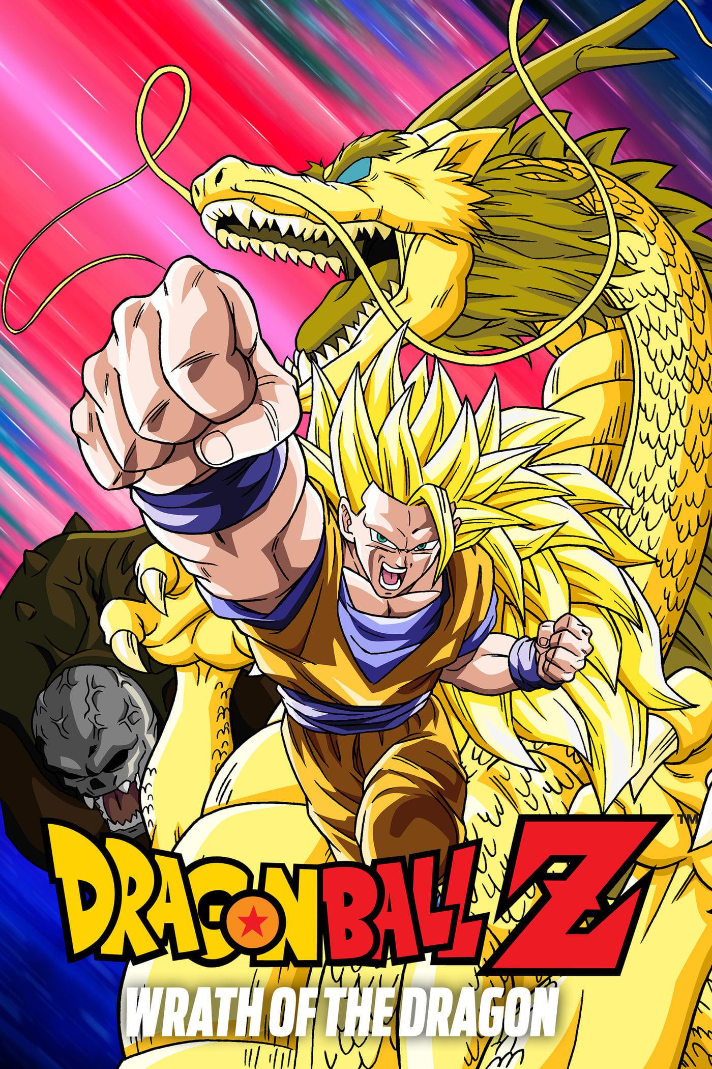 Dragon Ball Z En Streaming : dragon, streaming, Dragon, Wrath, Japanese, Movie, Streaming, Online, Watch