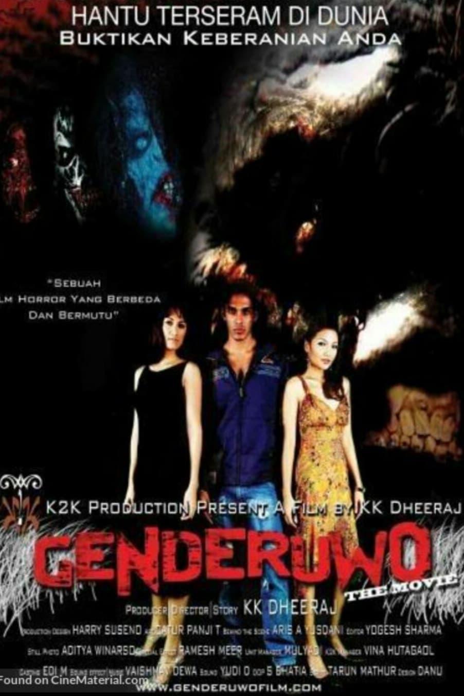 Foto Hantu Terseram : hantu, terseram, Genderuwo, Indonesian, Movie, Streaming, Online, Watch