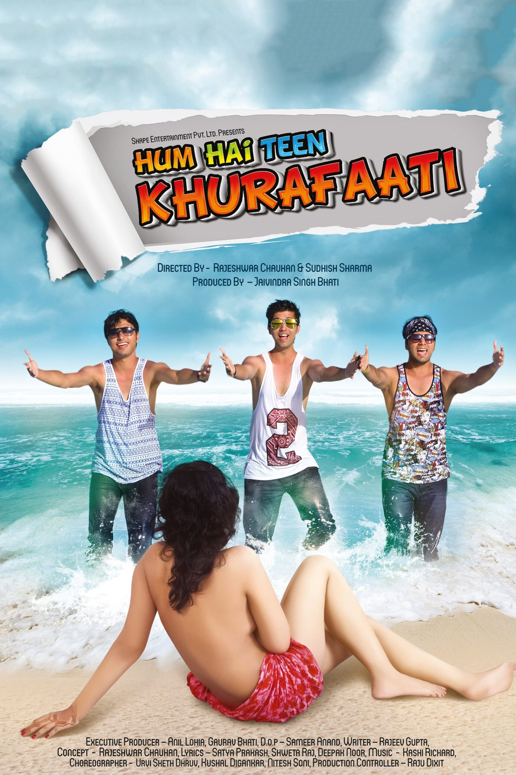 Teen Beach Movie Streaming : beach, movie, streaming, Khurafaati, Hindi, Movie, Streaming, Online, Watch