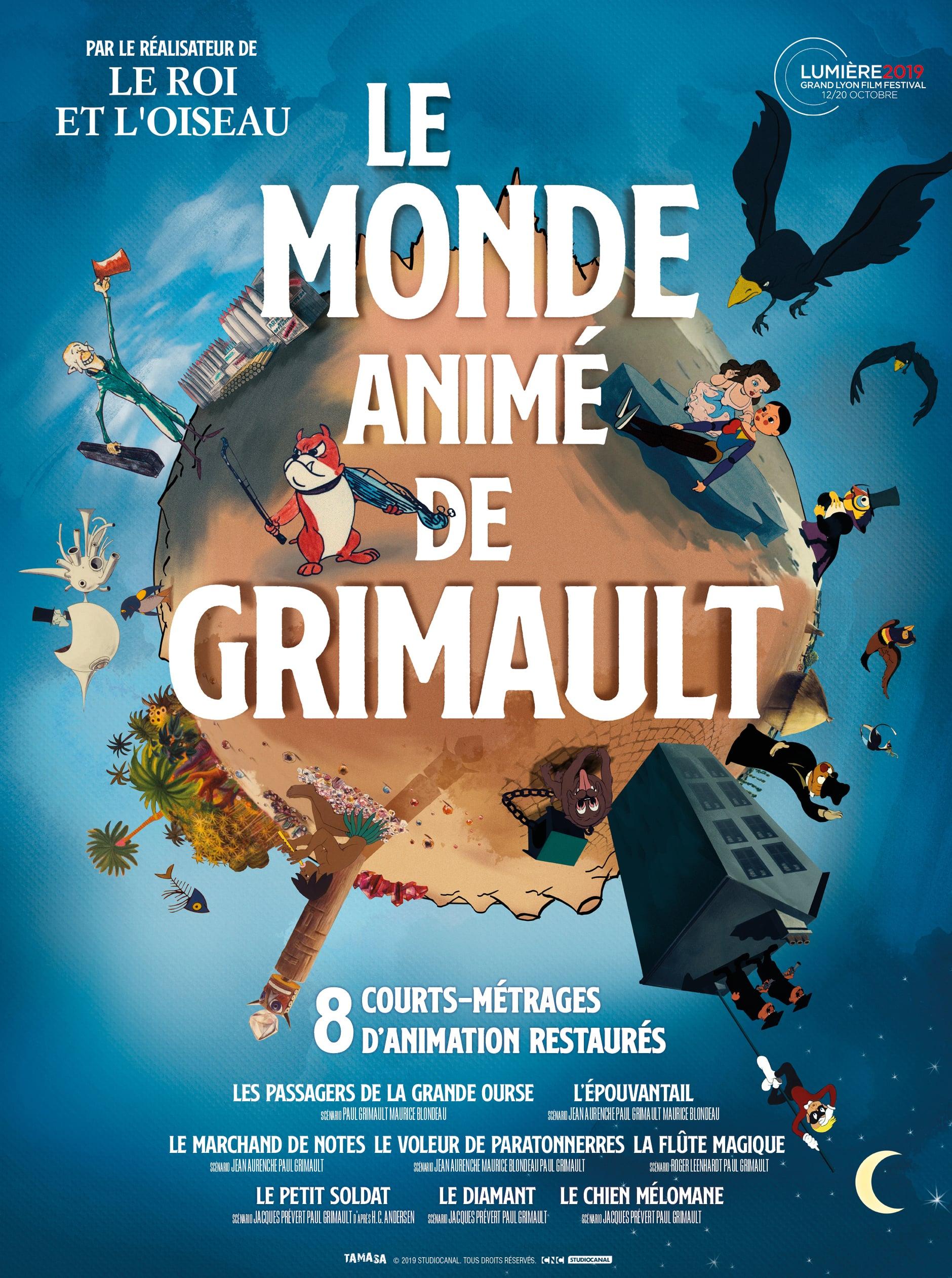 Le Roi Et L'oiseau Streaming : l'oiseau, streaming, Monde, Animé, Grimault, French, Movie, Streaming, Online, Watch