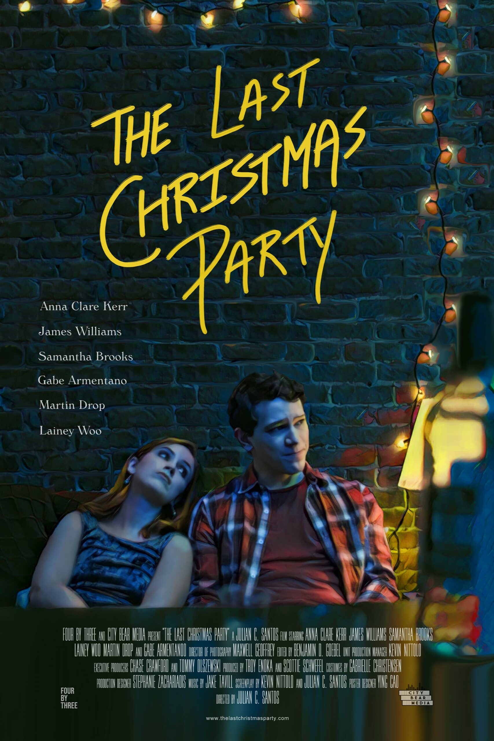 Last Christmas Film Streaming : christmas, streaming, Christmas, Party, Movie, Streaming, Online, Watch