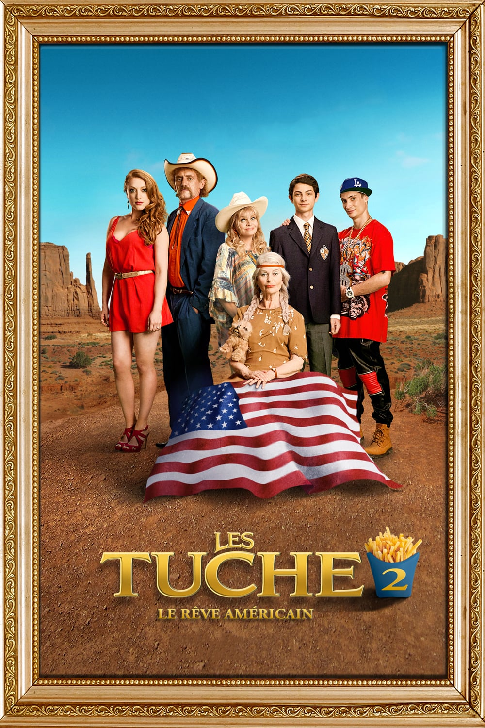 Les Tuche 1 Streaming : tuche, streaming, Tuche, Family:, American, Dream, French, Movie, Streaming, Online, Watch