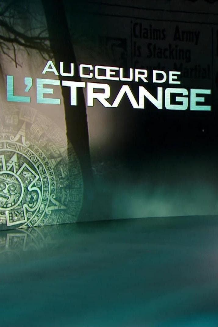 Au Coeur De L Etrange : coeur, etrange, Coeur, L'étrange, French, Series, Streaming, Online, Watch