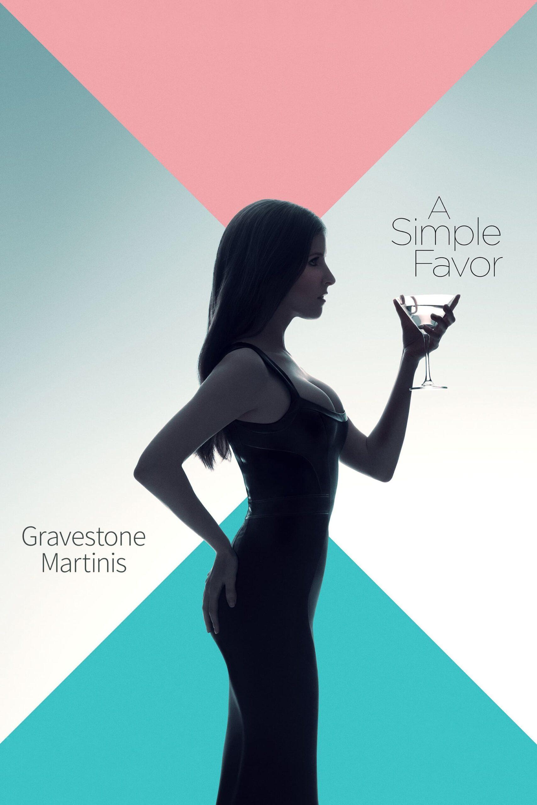 A Simple Favor Streaming : simple, favor, streaming, Simple, Favor:, Gravestone, Martinis, Movie, Streaming, Online, Watch