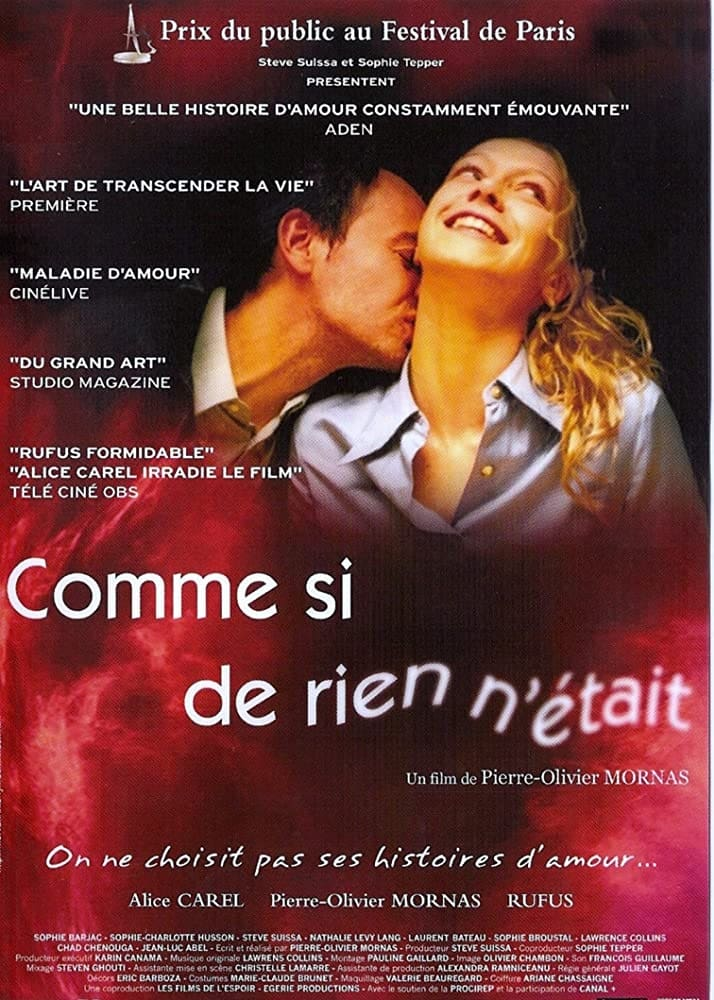 Une Si Belle Histoire D Amour Streaming : belle, histoire, amour, streaming, Comme, N'était, Movie, Streaming, Online, Watch