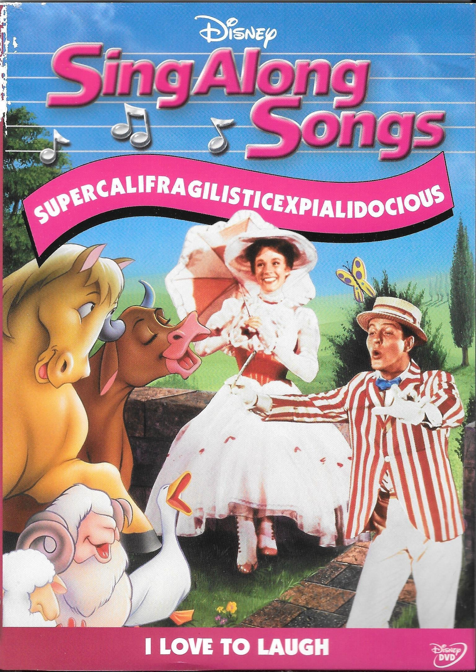 Disney Sing Along Songs I Love To Laugh : disney, along, songs, laugh, Disney, Sing-Along-Songs:, Laugh, Supercalifragilisticexpialidocious, Movie, Streaming, Online, Watch