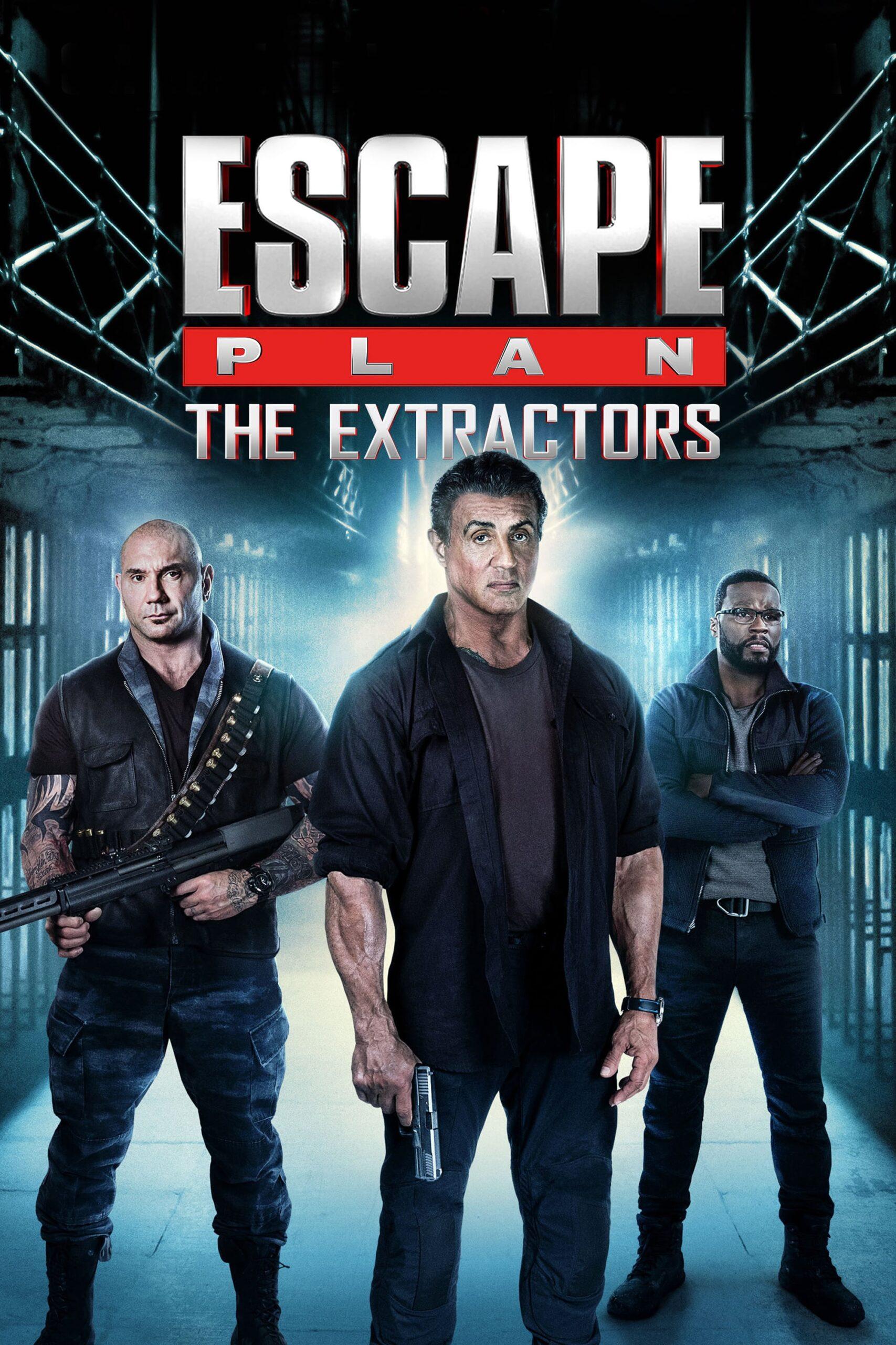 Escape Game 2019 Streaming : escape, streaming, Escape, Plan:, Extractors, Movie, Streaming, Online, Watch