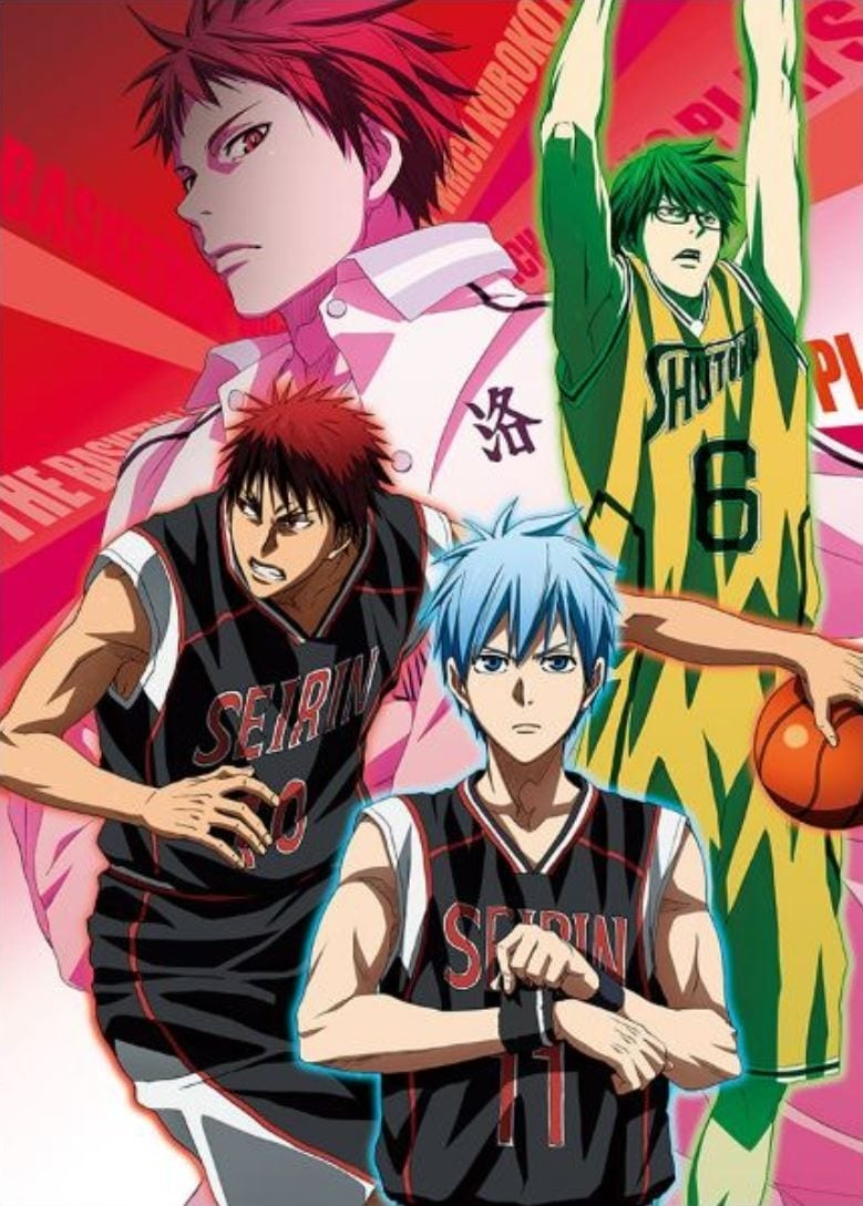 Kuroko No Basket Movie 3: Winter Cup Soushuuhen - Tobira No Mukou French,  Japanese Movie Streaming Online Watch
