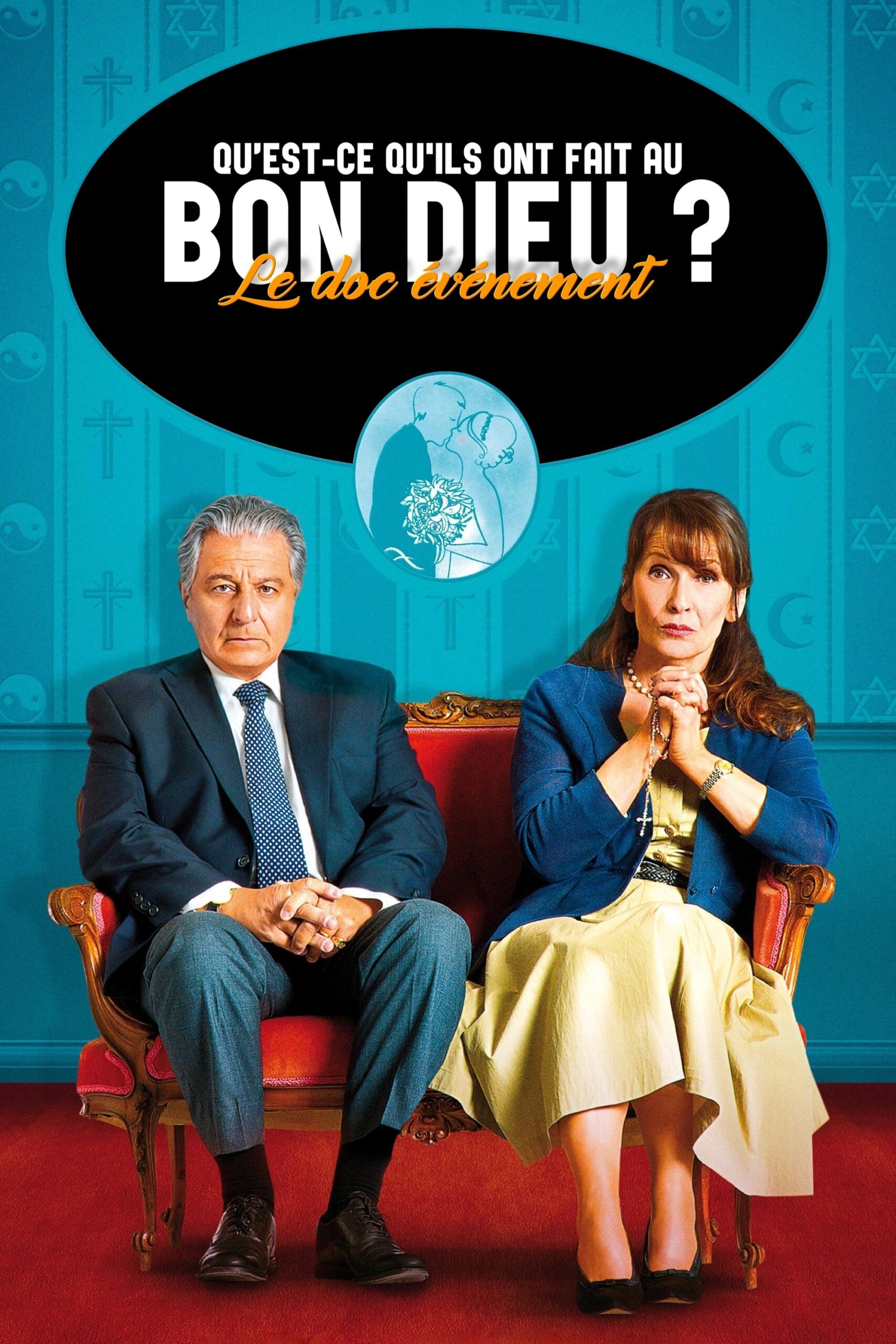 Qu'est Ce Qu'on A Fait Au Bon Dieu Streaming : qu'est, qu'on, streaming, Qu'est-ce, Qu'ils, Dieu?, French, Movie, Streaming, Online, Watch