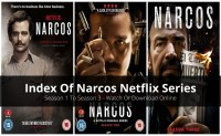 Index Of Narcos Season 1 To Season 3 (Download Availability & More)